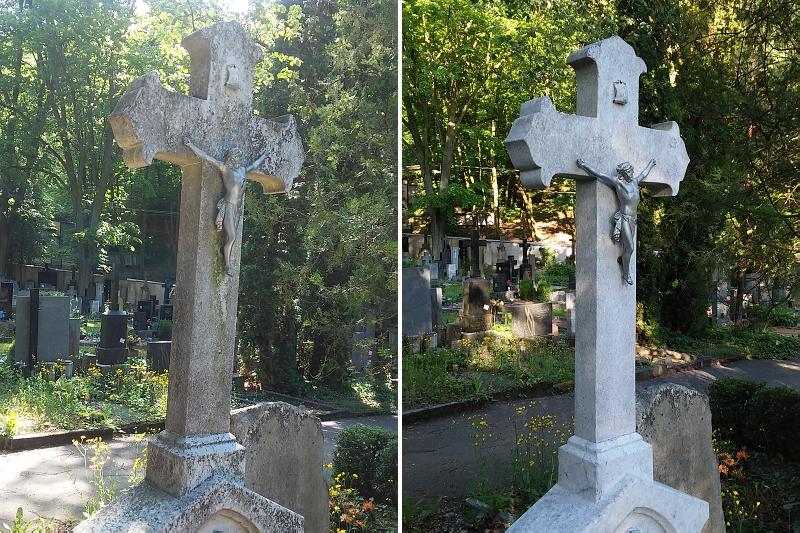 Olejníček kříž Královo Pole